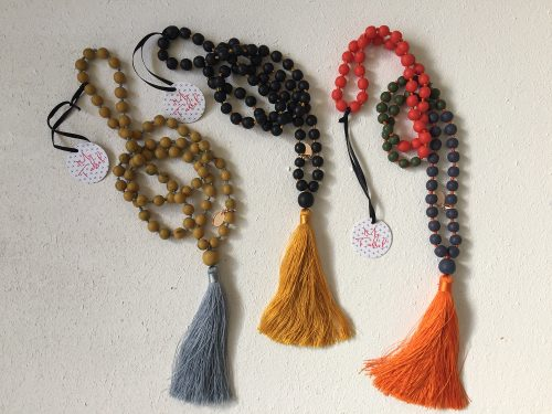 Sorbet Tassel Necklaces
